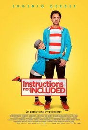 Instructions Not Included 2013 dvd