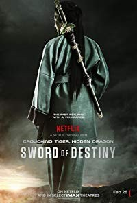 Crouching Tiger, Hidden Dragon 2: Sword of Destiny movie