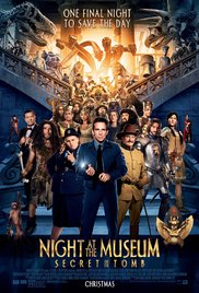 Night at the Museum 3: Secret of the Tomb movie