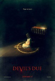 Devil's Due movie