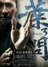 Ip Man 3 movie