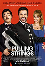 Pulling Strings 2013 dvd