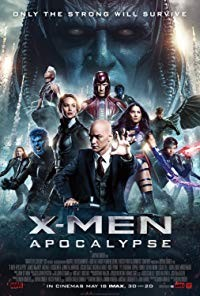 X-Men: Apocalypse movie