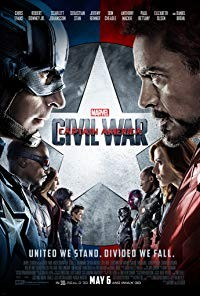 Captain America: Civil War movie