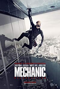 Mechanic: Resurrection movie