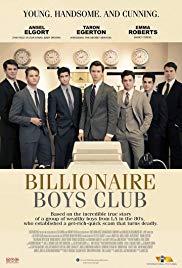 Billionaire Boys Club # Netflix, Redbox, DVD Release dates