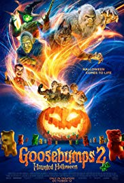 Goosebumps 2: Haunted Halloween movie
