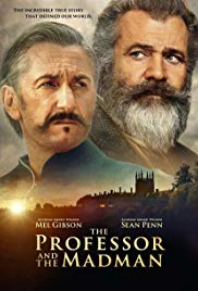 The Professor and the Madman movie