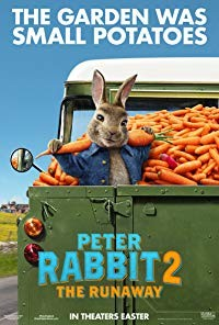 Peter Rabbit 2 movie